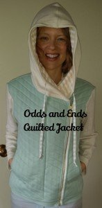 Odds and Ends Quilted jacket