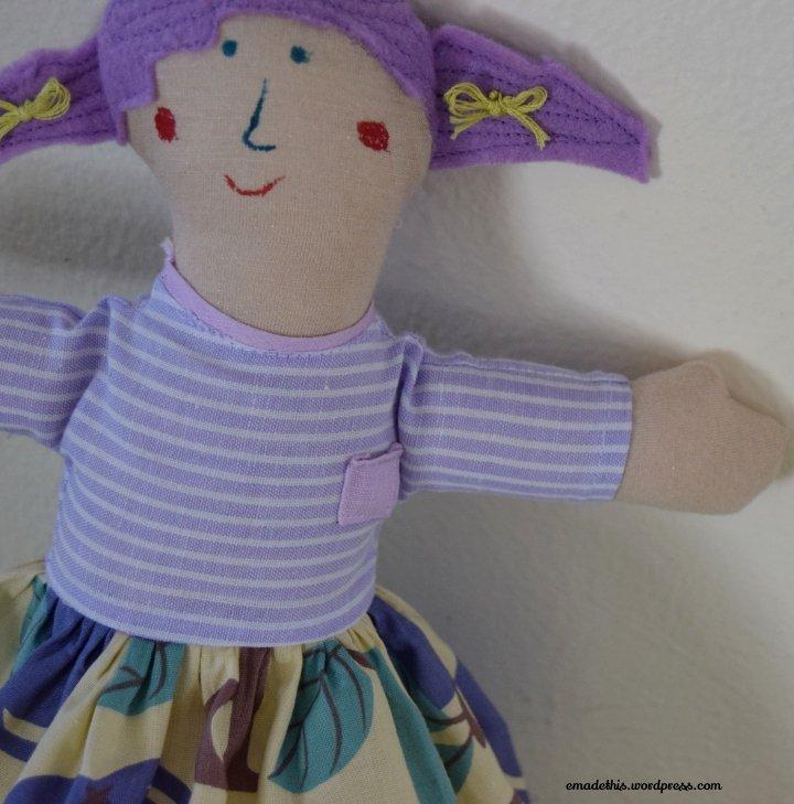 flip doll