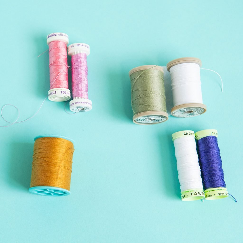 threads for topstitching
