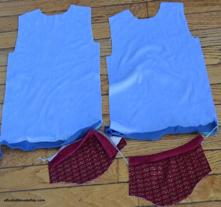 faster batch sewing