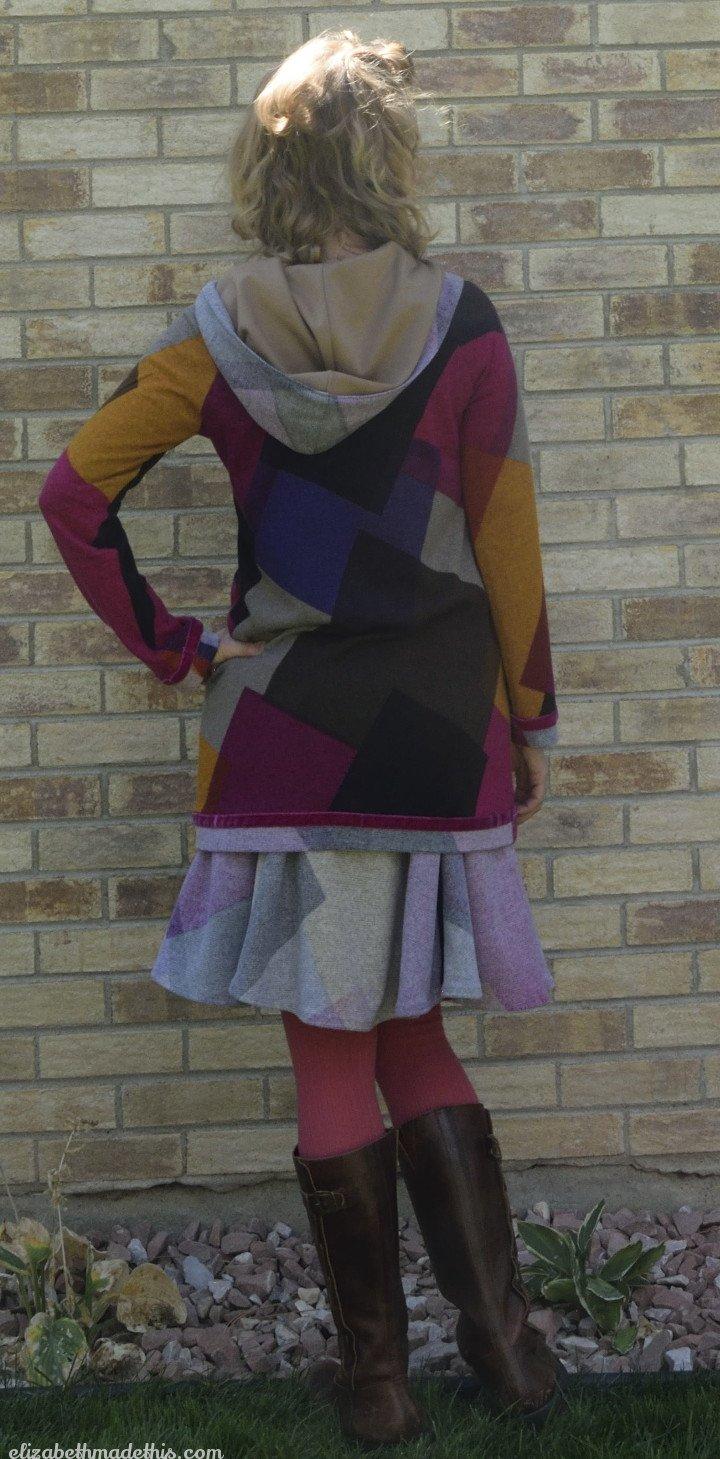 fabricmartsweaterknitcardiback