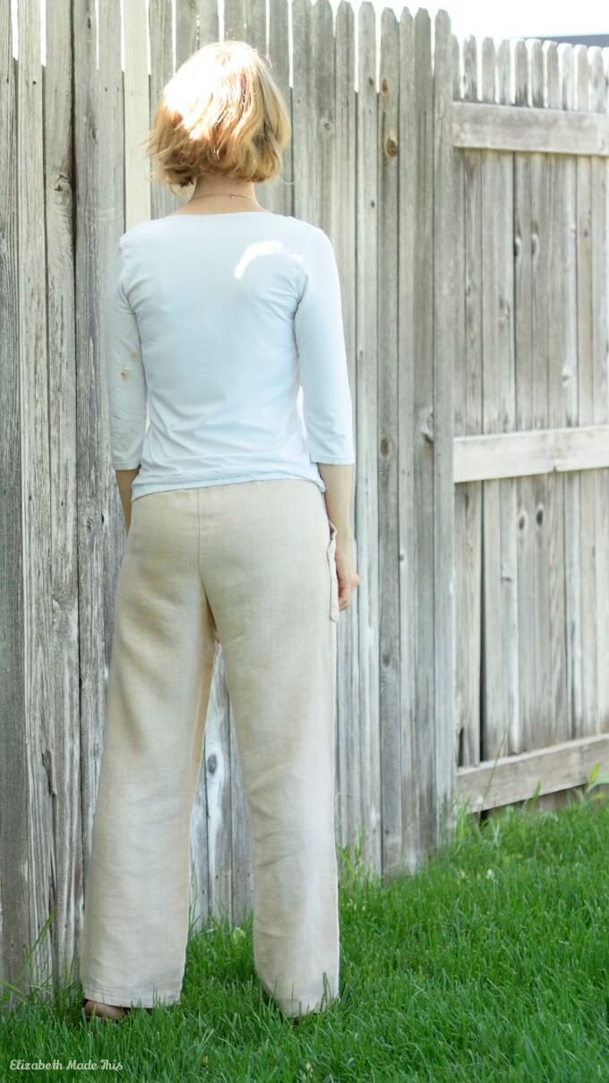 Blank Slate Oceanside Pants