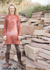 Overdyed Tessa Sweater Dress
