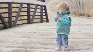 Toddler quilted vest: Ottobre 4-2017-4