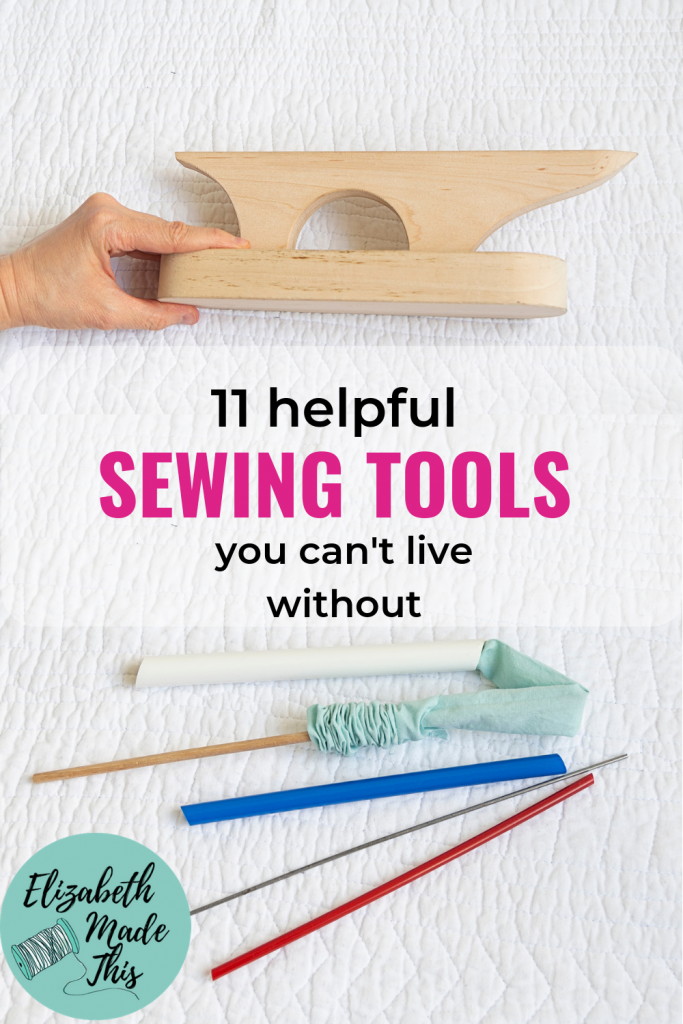 Tools that will literally change your sewing life