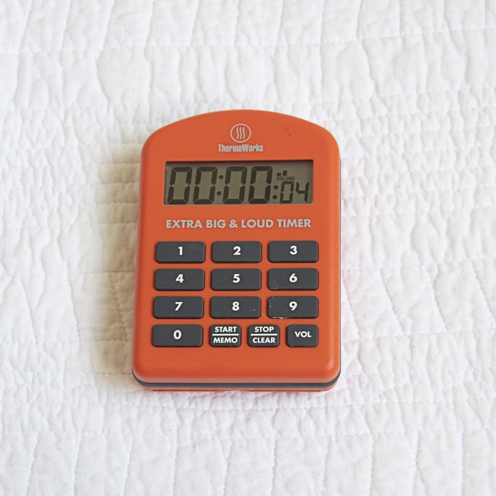 thermoworks kitchen timer