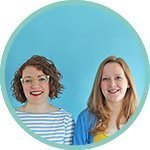 Profile pic of Kate and Rachel of The Fold Line