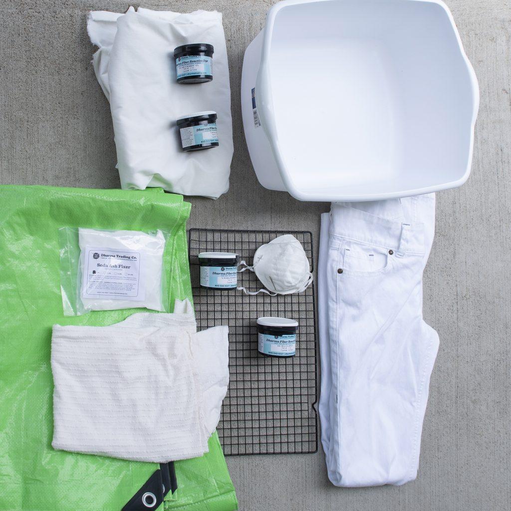 ice dye supplies