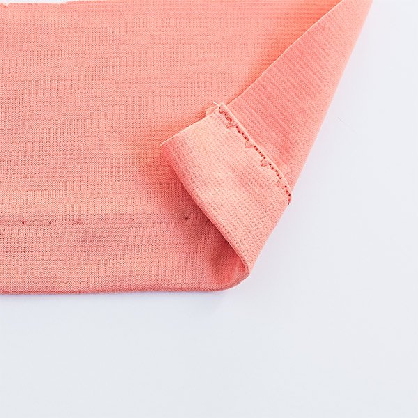 ponte fabric with blind hem