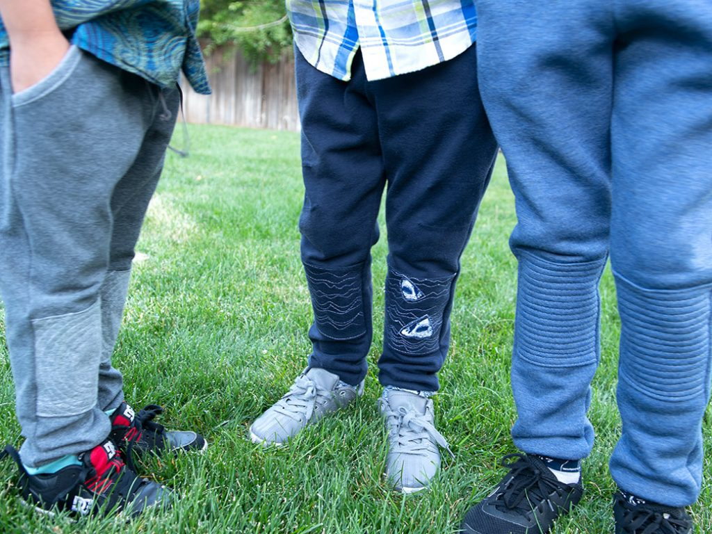 kids' knee patches