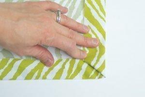 3 ways to sew a mitered corner