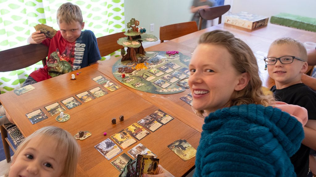 playing Everdell