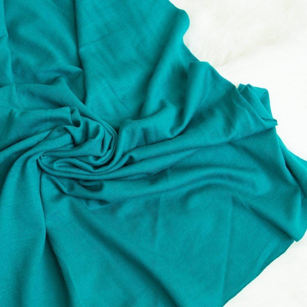 Fall fabrics to sew: wool jersey