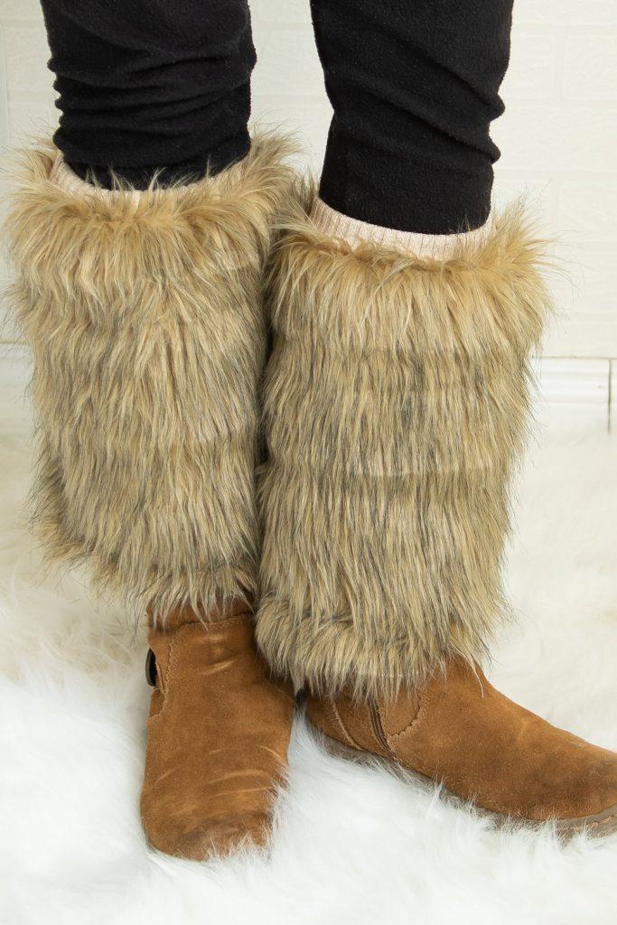 DIY boot covers