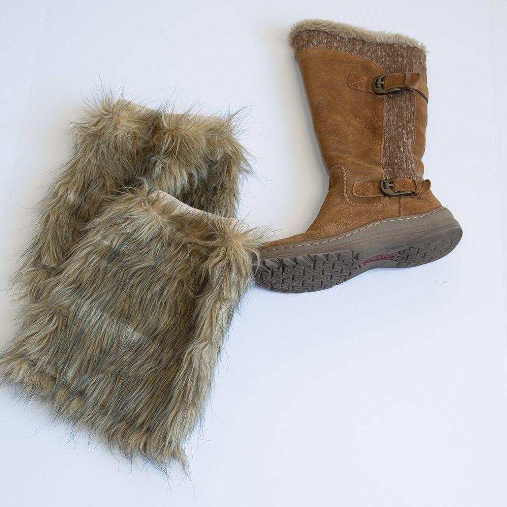 DIY boot covers + boot