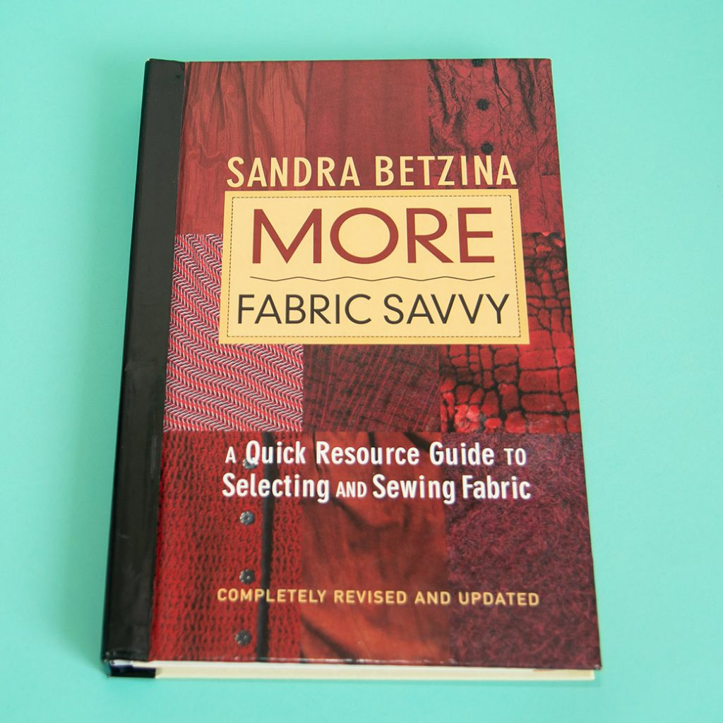 More Fabric Savvy book