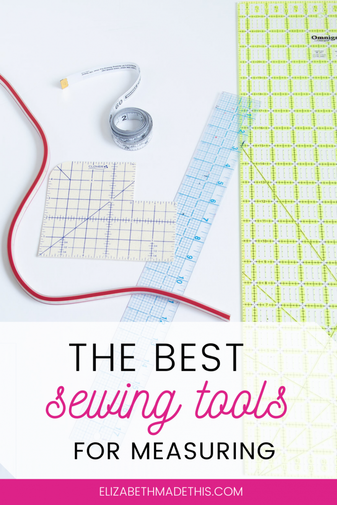 The best sewing measuring tools