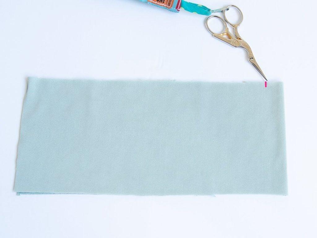clipping stretch velvet