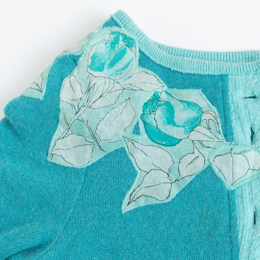 cashmere sweater knit