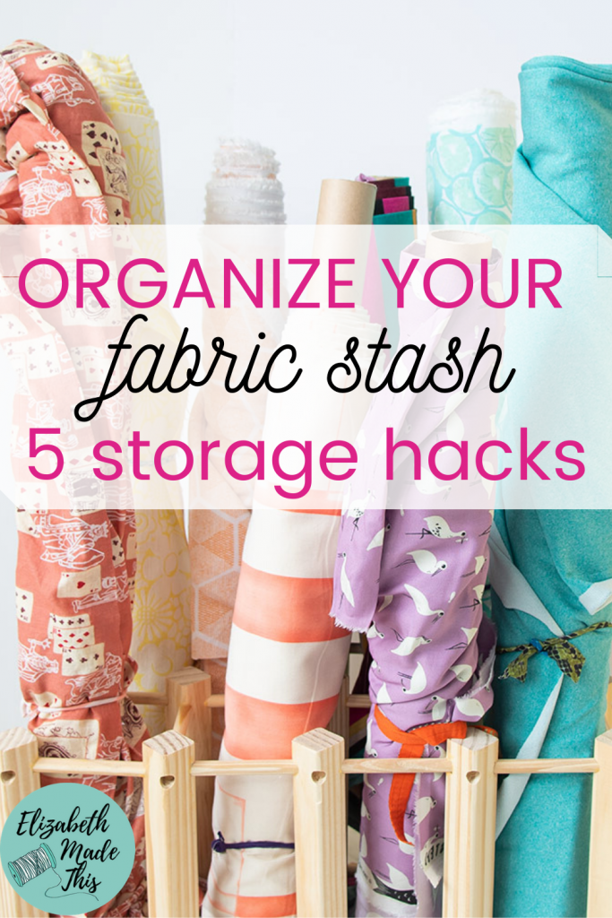 Fabric storage hacks