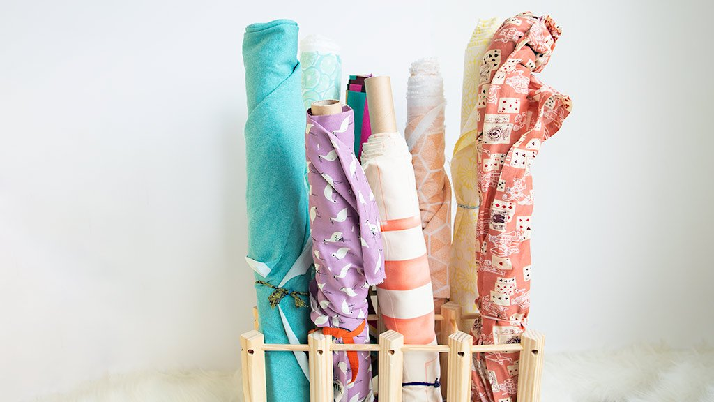 organize your sewing room banner