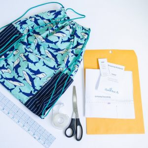 pdf sewing pattern plus finished project