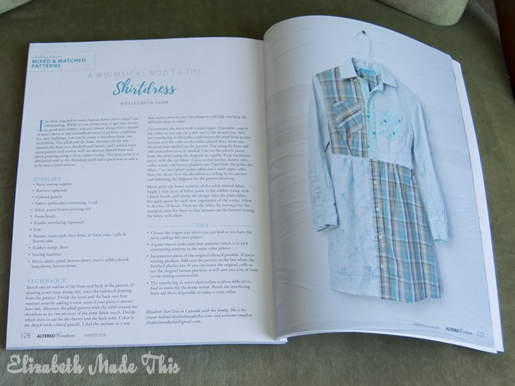 shirt dress from shirts
