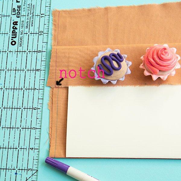 cutting diy notebook cover