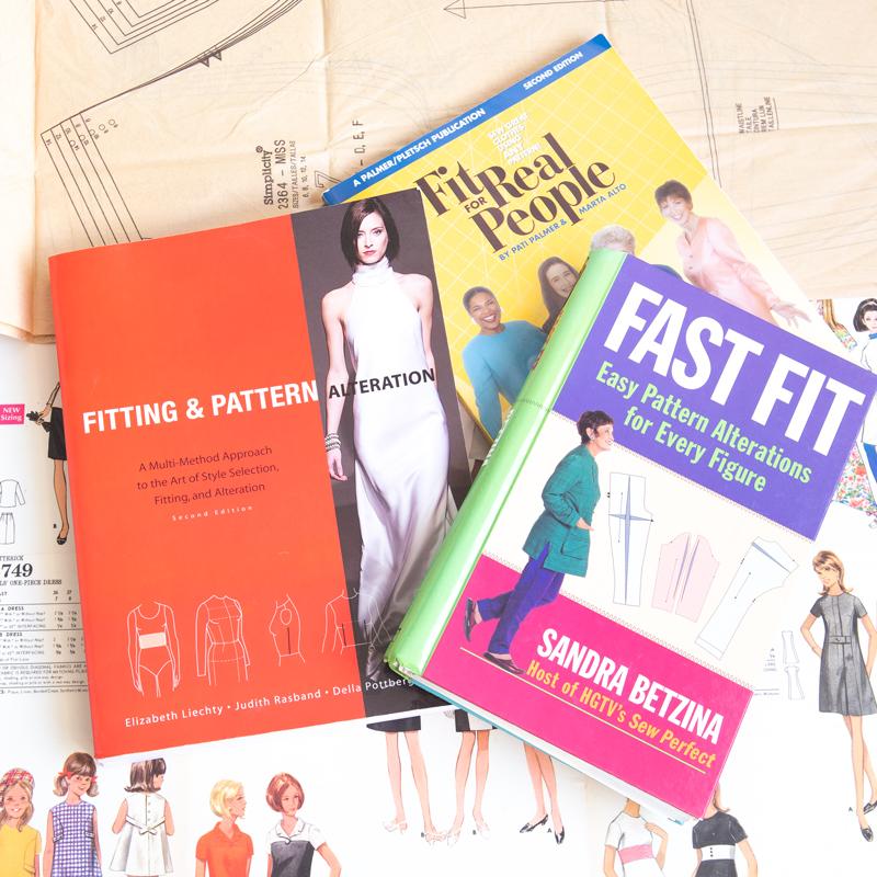 pattern fitting books