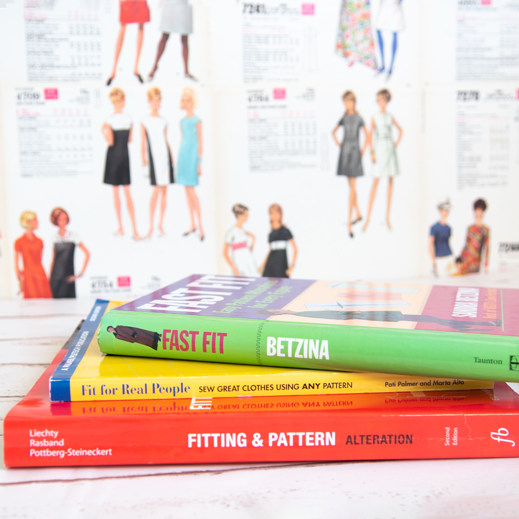 7 Pattern fitting books that'll smash your sewing frustrations