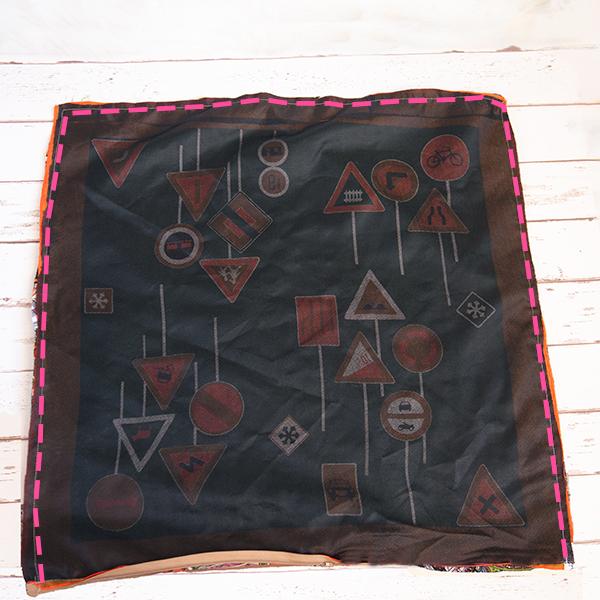 unsewn silk pillowcase